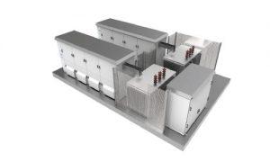 Friem Solar Inveter RST Outdoor Station (1500 V)
