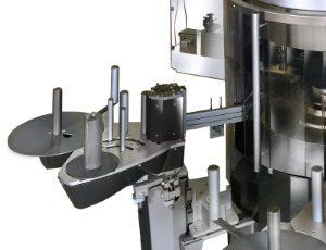 Industrial Labeling Machine Sacmi Adhesive Unit