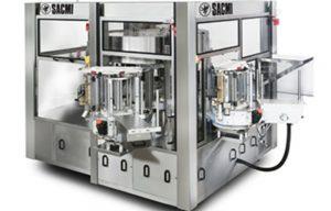 Sacmi Cold Glue Industrial Labeling Machine