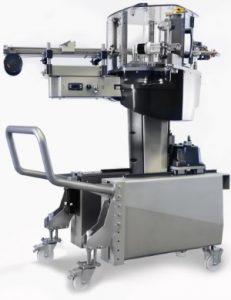 Industrial labeling Machine Sacmi Cold Glue Labelling Unit