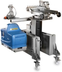 Industrial Labeling Machine Sacmi Hot Melt Labelling Station