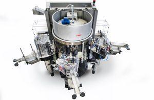 Industrial Labeling Machine Sacmi Modular Combined Modules