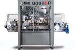 Industrial Labeling Machine Sacmi Opera Pressure Sensitive Camera