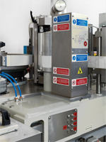 Sacmi Roll Fed Labellers