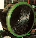 Thimon Stretch Film machine process 1