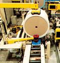 Thimon Stretch Film Wrapping banderolage Radial Machine