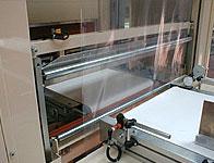 Shrink Wrap Packaging Machine Web Sealer